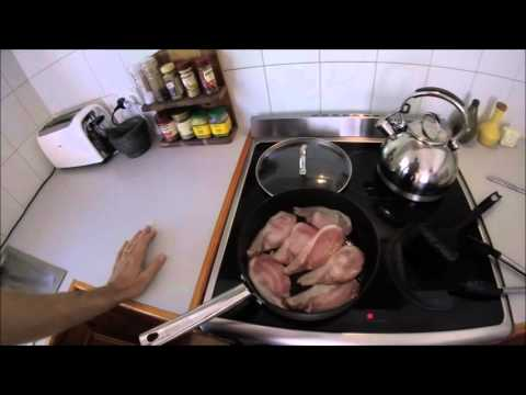 Cooking with Dave Episode 28 Good Friday Bacon Sandwich