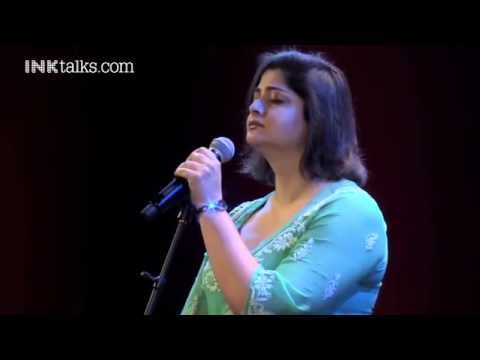 Vasundhara Das   The INK conference 2012 invocation INKtalks