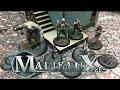 Unto the Breach - Malifaux 2E Battle Report - Ep 36 - Neverborn vs. Outcasts