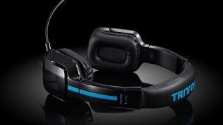 Tritton Kama Headset Review (PS4 and Vita)