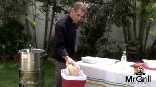 CAJA CHINA VS CILINDRO - DVD TUTORIAL MR. GRILL PERU