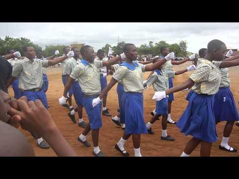 Ghana Independence Day marching Koforidua