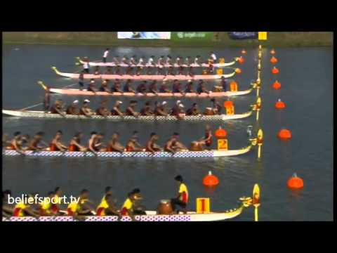 Watch The Very Last Two Races Of The IDBF 11th World Nations Dragon Boat Championships 2013