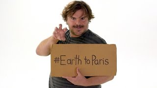 #EarthToParis: This is NOT About Jack Black or Lil Bub