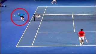 Roger Federer - Best Ball Boy Catches (Read description)