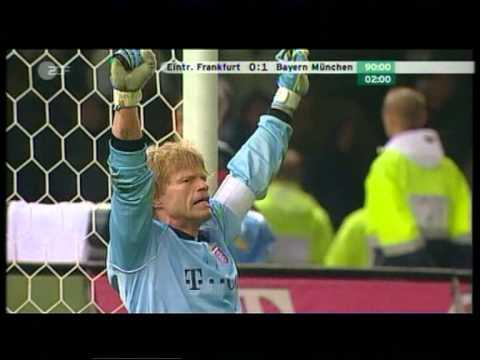 Oliver Kahn Highlights Saison 2005/2006