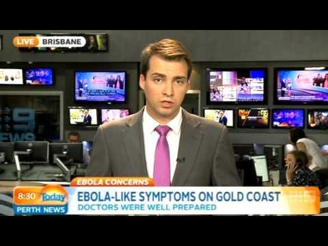 Ebola Scare | 9 News Perth