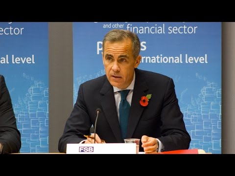Mark Carney's opening remarks at the FSB's pre-Brisbane press briefing