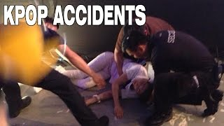 TOP SHOCKING KPOP ACCIDENTS