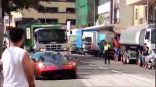 Transformers 4 : Age of Extinction filming in Hong Kong