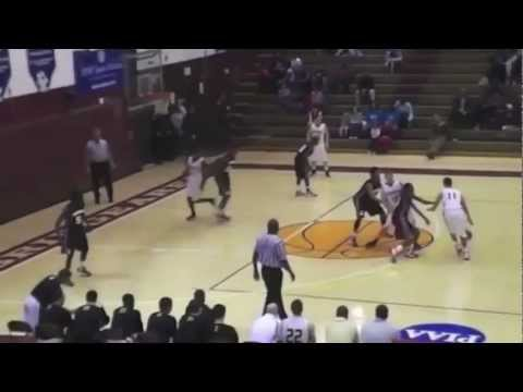 Devin Wilson #11 Montour High School Senior Year Highlights 2012-2013