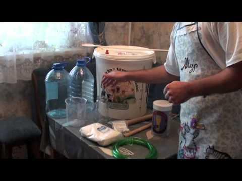 Как сварить пиво в домашних условиях - видео