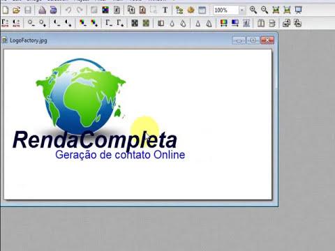 LogoFactory - Programa para Criar Logotipos e Logomarcas Grátis