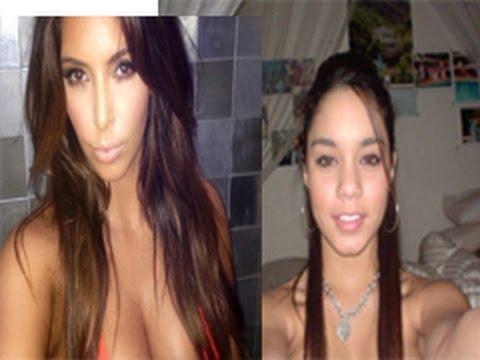 New Leaked Photos Of Kim Kardashian, Vanessa Hudgens and Gabrielle Union