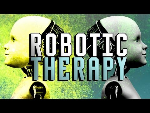 Robots Used To Treat Pedophilia?