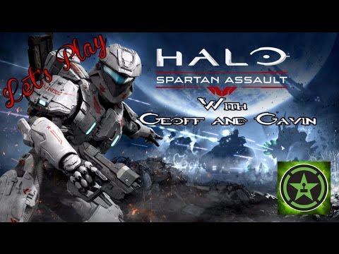 Let's Play - Halo Spartan Assault