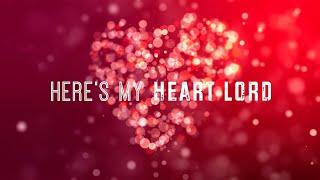 Download Lagu Here's My Heart Lord w/ Lyrics (Lauren Daigle) Gratis STAFABAND