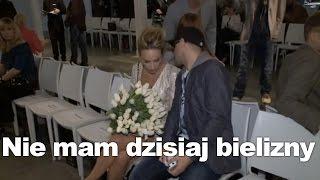 Weronika Książkiewicz - Nie mam dzisiaj bielizny - Ścianka Myśli