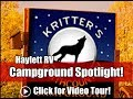Kritter's North Country Campground Spotlight & Recommendation