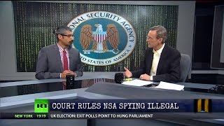 (NSA) Phone Surveillance Ruled Illegal By Courts