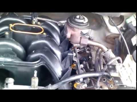 Ford F150 5.4 Triton intake manifold install part 1