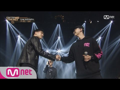 Download SMTM5 ′Smash it like a drummer' Xitsuh, Drummer feat. Zion.T, Olltii @1st Contest 20160701 EP.08 Mp4 baru