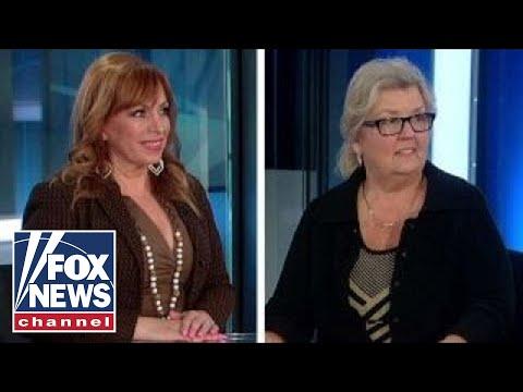 Juanita Broaddrick and Paula Jones on media double standard