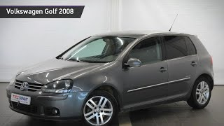 Volkswagen Golf с пробегом 2008