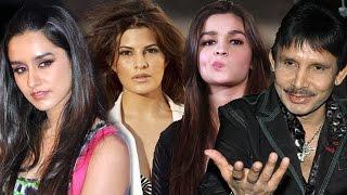 Jacqueline, Shraddha & Alia Have Small Butt, Kamaal R Khan