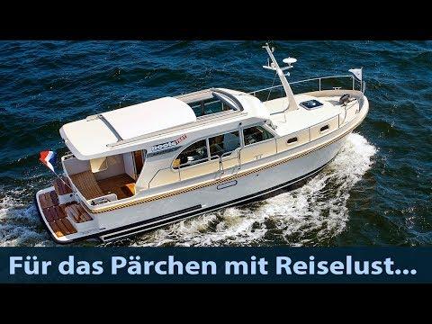 Linssen GS 30 Sedan – für das Pärchen mit Reiselust