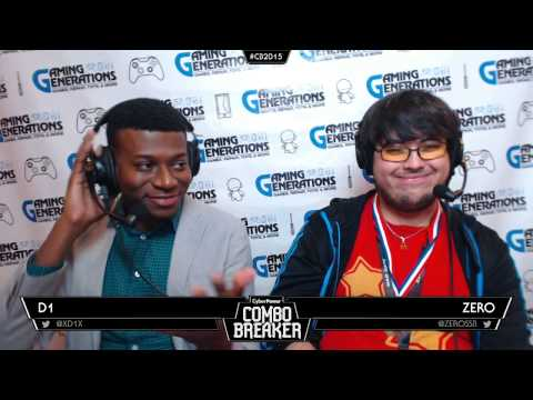 Combo Breaker - Interview with ZeRo