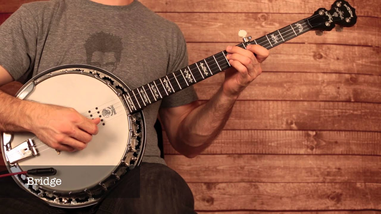 Modest Mouse u0026quot;Satin In A Coffinu0026quot; Banjo Lesson (With Tab) - YouTube