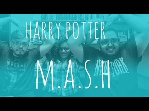 Harry Potter M.a.s.h「 Mês Do Harry Potter 」 video