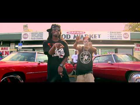 Brisco Feat. Cadillac - Fuck Nigga Free [official Video] video