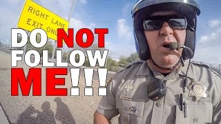 CRAZY COP vs ANGRY BIKER |  ANGRY & COOL  COPS | POLICE vs BIKERS  [Episode 103]