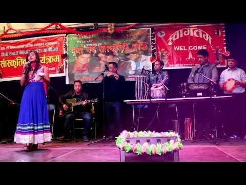 Yeha Deshko Chha Chinta by Heena Karki l  Chahalpahal.com