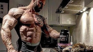 Bodybuilding Motivation - EATING LIKE A CHAMPION 2018