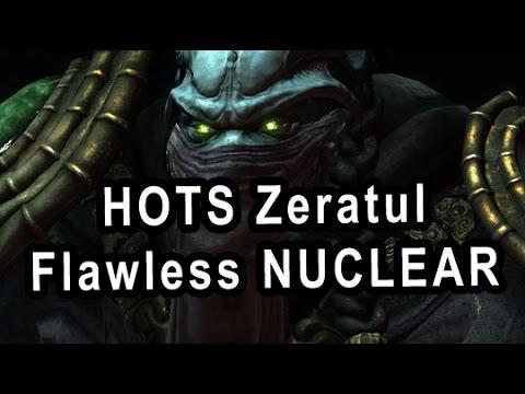 New Game HOTS Zeratul Flawless NUCLEAR 47-0