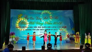 Họa mi vàng 2019 - Tiểu học Ngô Quyền