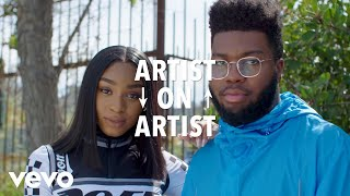Normani Khalid Khalid Normani Talk Love Lies Otw And Normani 39 S Solo Debut