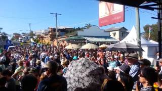 Bulimba Festival at Oxford Street