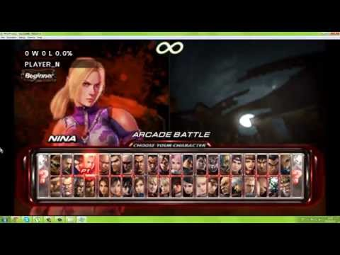 Download Tekken 6 PC - (PPSSPP) | Descargar Tekken 6 para PC