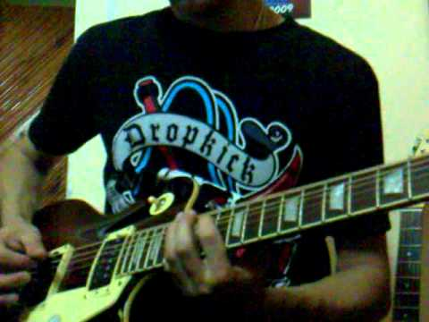 Social Distortion - Machine Gun Blues (Guitar cover)