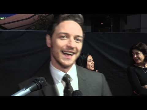 The Disappearance Of Eleanor Rigby - James McAvoy & Ned Benson - BFI LFF Interviews