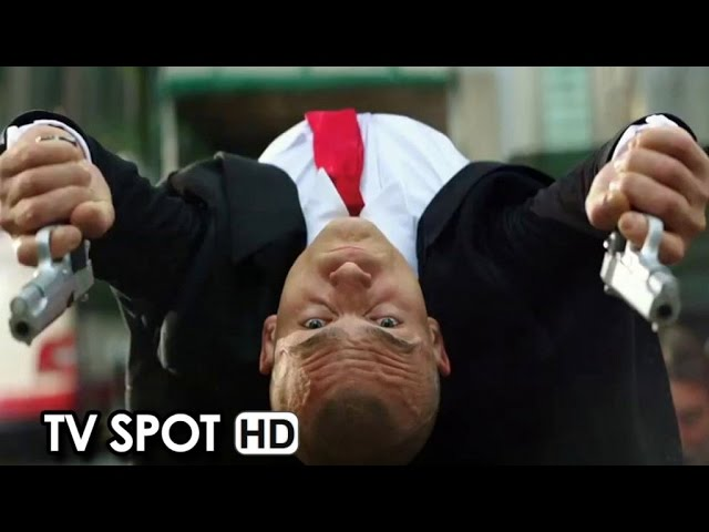 Hitman: Agent 47 TV Spot 'You Won't Know What Hit You' (2015) - Rupert Friend HD