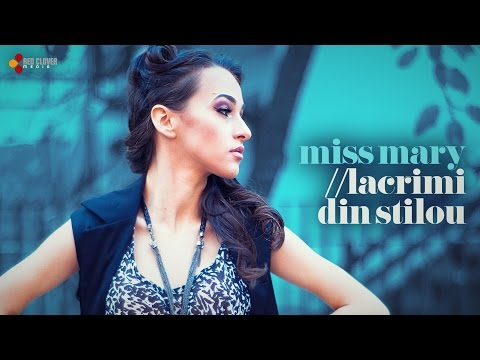Miss Mary - Lacrimi din stilou (by Chili Music) [Lyrics Video]