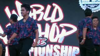 Download Lagu 2018  World Hip Hop Dance Championship Finals - The Peepz (Philippines) BRONZE Gratis STAFABAND