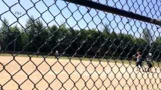 Arielle Holmes 2014 Left Handed Slap & Right Handed Hitting