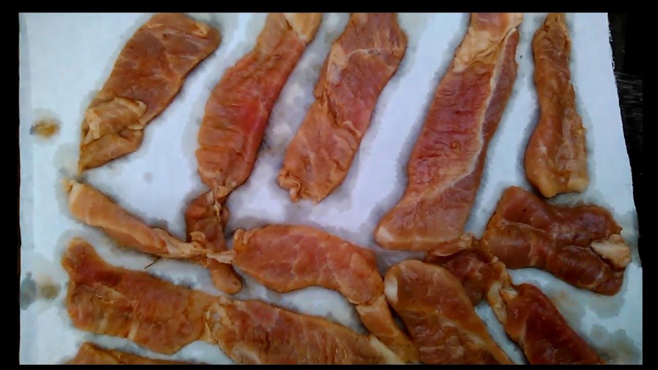 Мясные чипсы своими руками 43