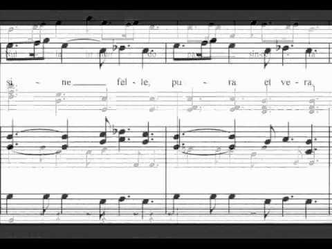 Antonio Vivaldi-Motet Nulla in mundo pax sincera RV630